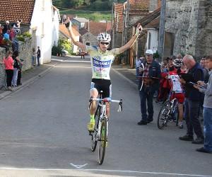 Aurélien Phlibert vainqueur à Cohons (Photo VC Chaumont)