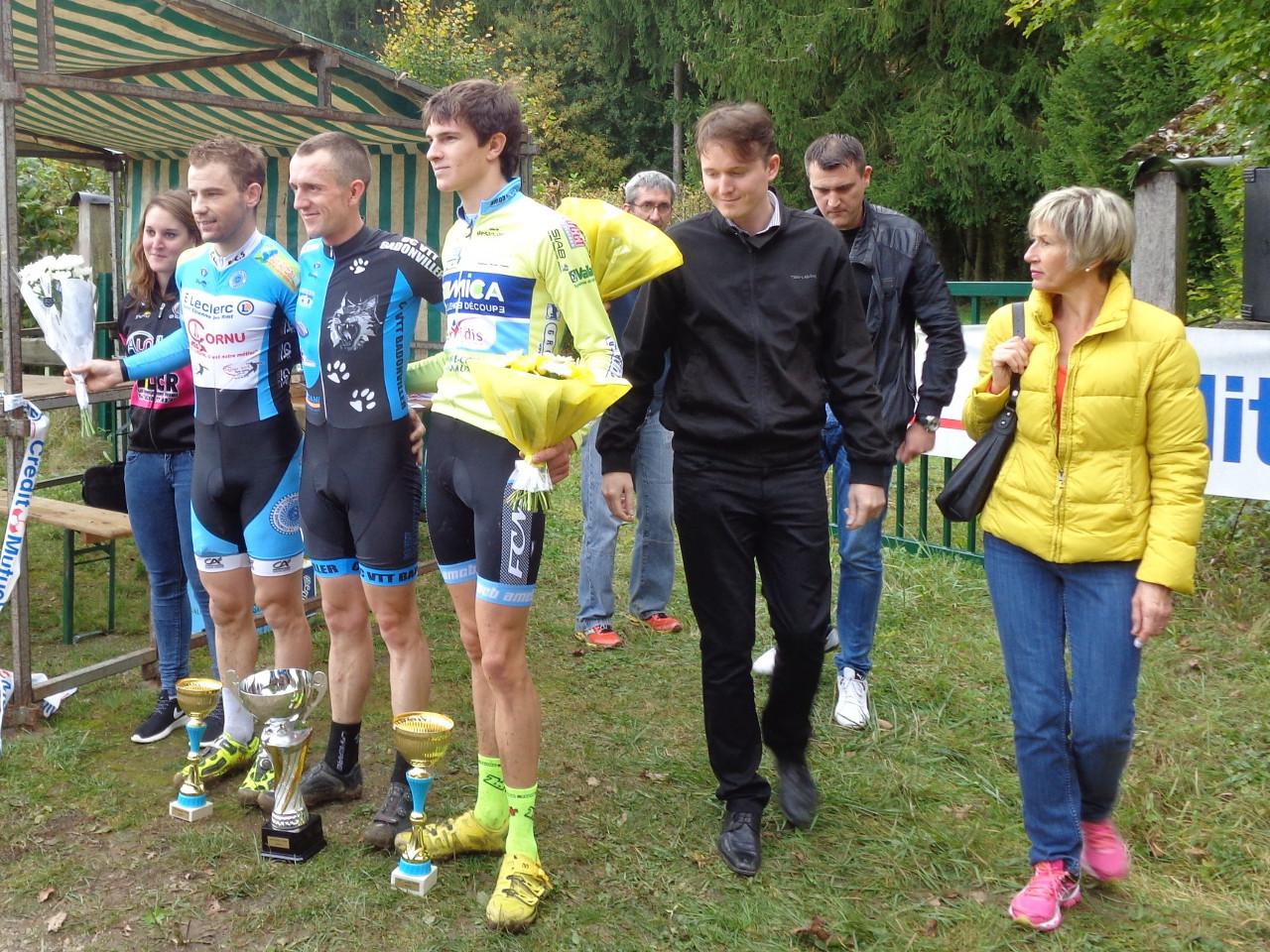 A Hettange Grande Victoire de Pierre Morque (CC et VTT Badonvillers)