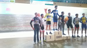 Photo Podium Hommes