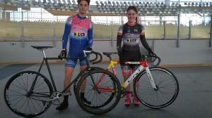 Arnaud et Maud Laupin