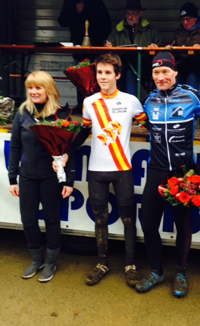 Au Cyclo Cross à Rumelange Victoire de Pierre Valentin (VC Hettange Grande) chez les Juniors – Les Classements