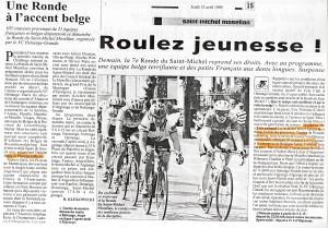 Ronde ST Michel 19990006