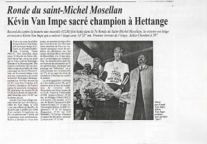 Ronde ST Michel 19990007
