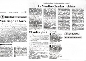 Ronde ST Michel 19990008