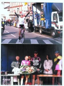 Kévin Van Impe vainqueur Ronde St Michel Mosellan  1999