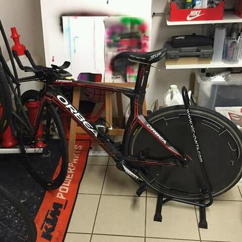 Vélo CLM Manu