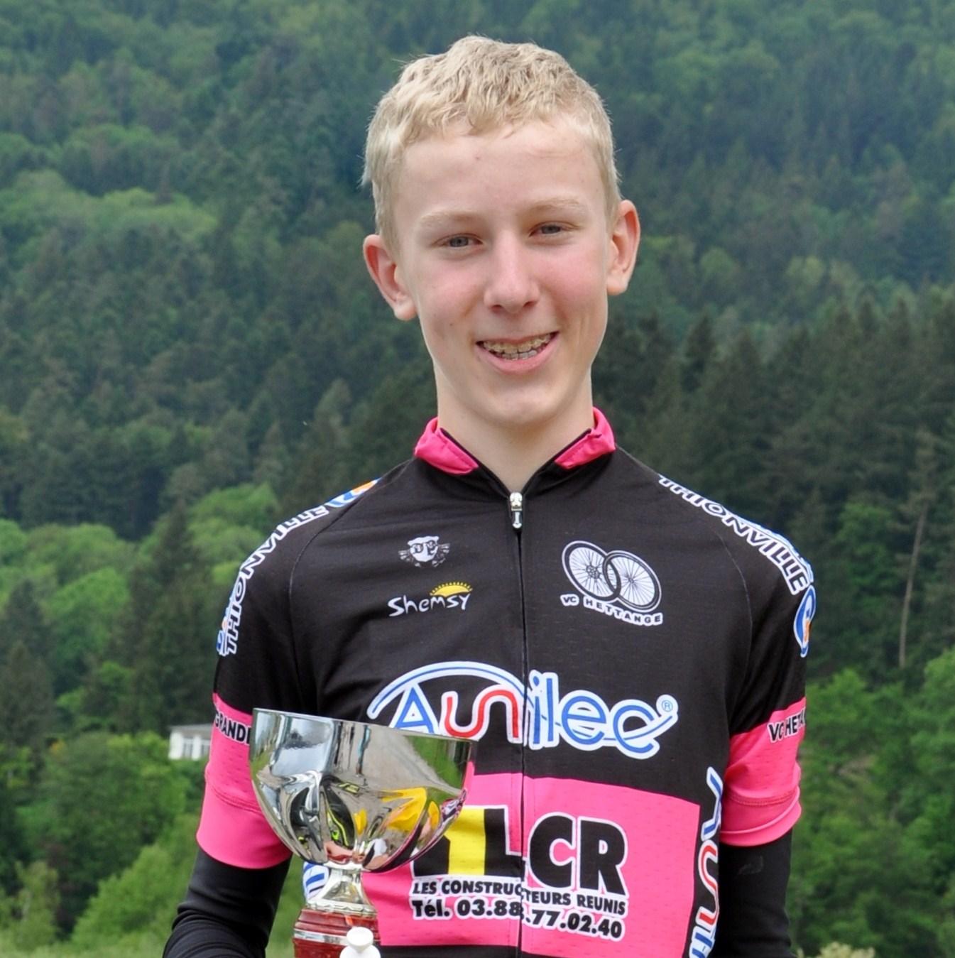 Le Tour du Morbihan Junior 2 septembre 2018 – Le Vélo Club aura son représentant