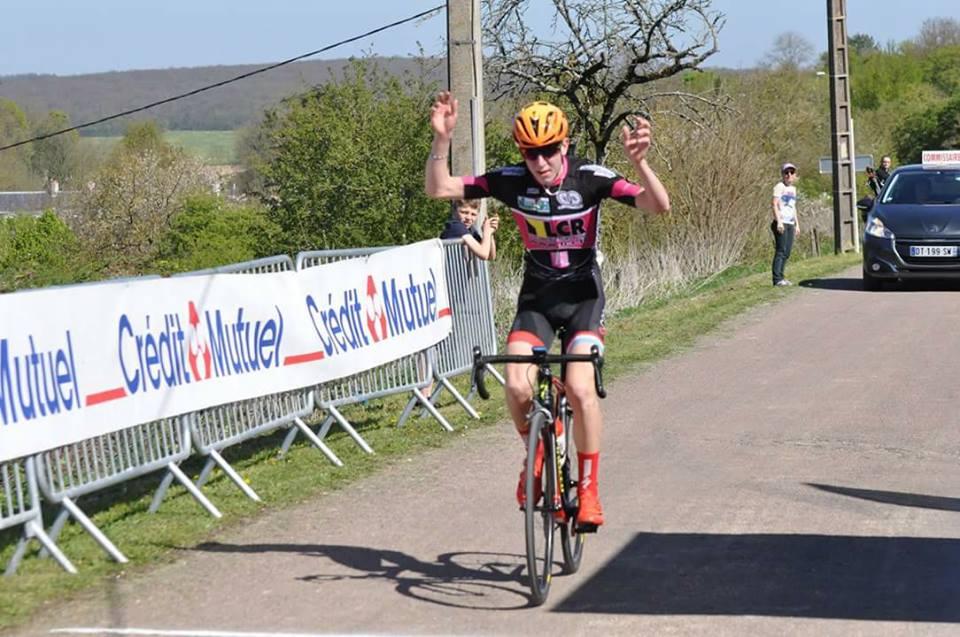 Championnat de France Route Cadets : Flavien Arnould (VC Hettange Grande) 36ème