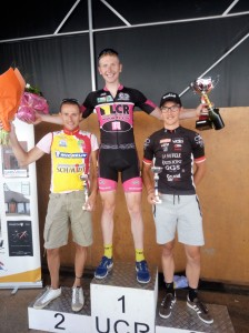 Podium Johan Remiremont 2017