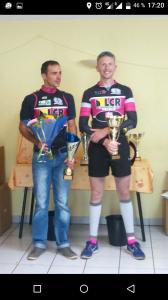 Marc et Johan CLM Avricourt