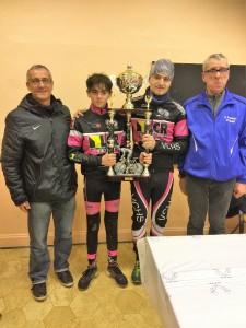 Jarny Prix par équipe