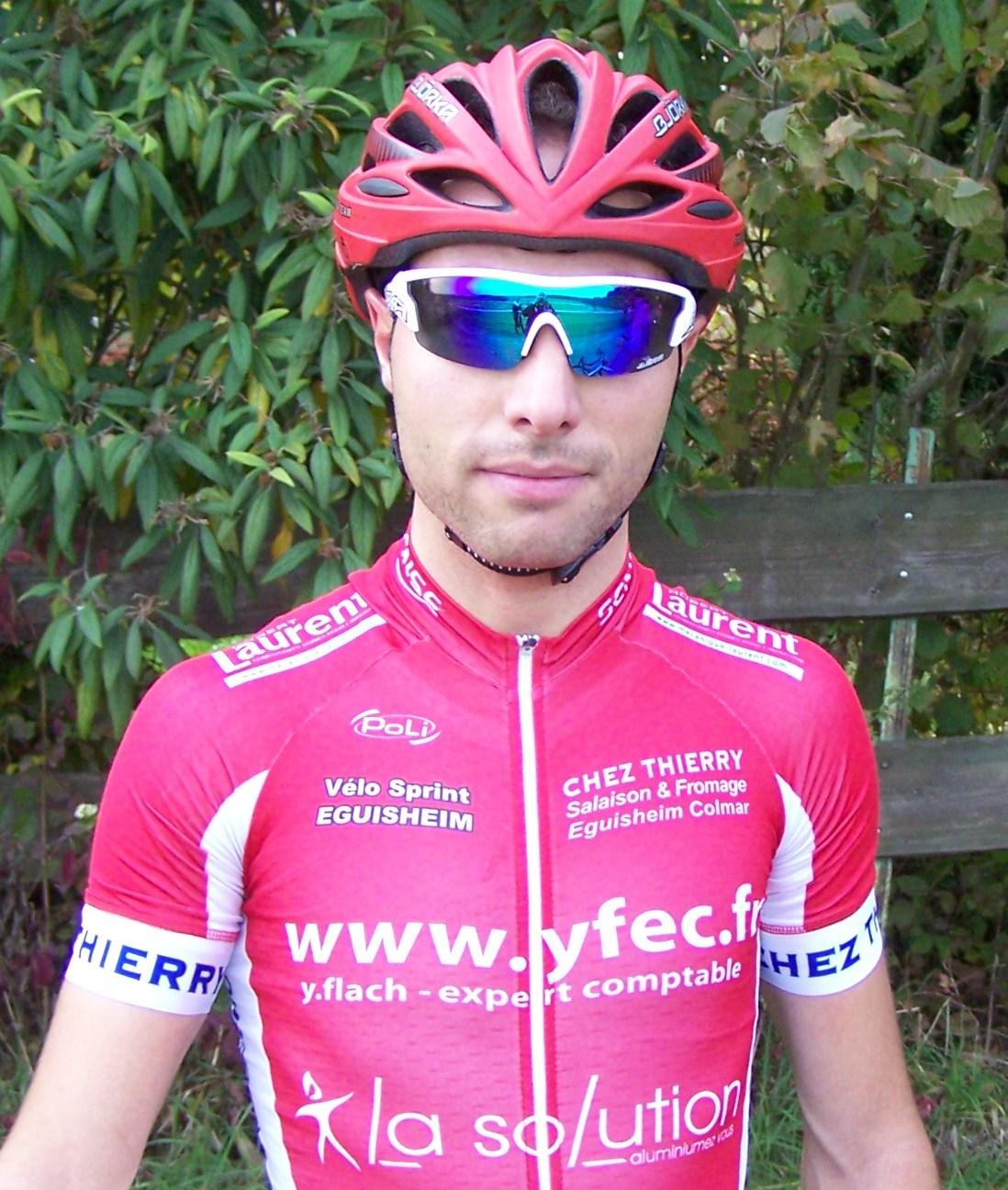 Cyclo Cross – Championnats du Grand Est  Elites : Victoire de Damien Mougel (VS Eguisheim) – Dimitri Corriètte (VC Hettange Grande) 6ème – Tous les Classements