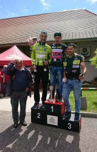 Podium Julien Mutz