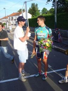 Absalon vainqueur Fameck 2003