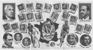 Les Vainqueurs 1903-1949