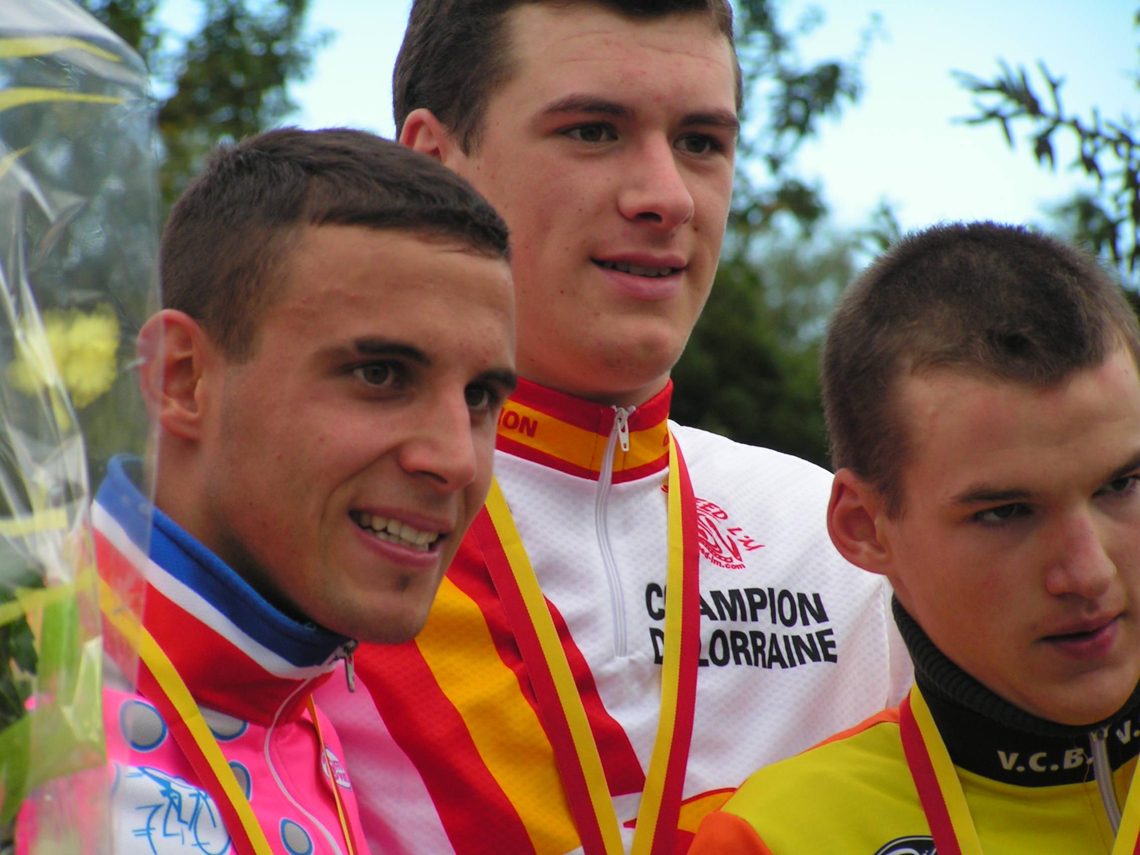 Anthony Roux Champion de France Route Professionnel