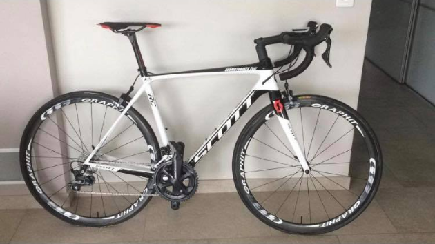 <strong>A vendre Scott addict rc 20 2018</strong>