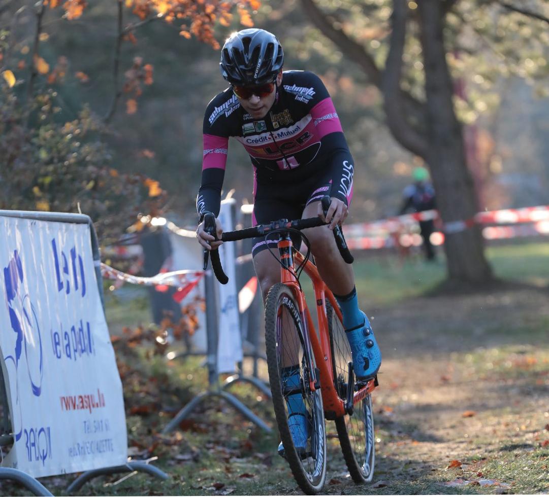 <strong>Cyclo Cross du cycle Golbéen : Victoire de Steve Chainel – Les Classements</strong>