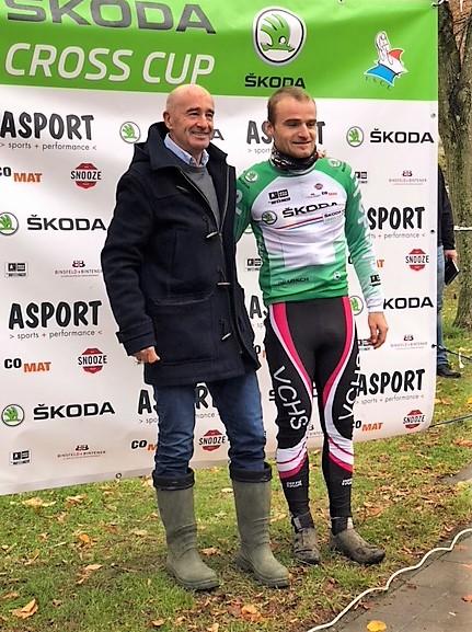<strong>Classements Cyclocross de Cessange – Victoire de Raphaël Pierron chez les Masters – Les Classements</strong>
