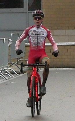 <strong>Cyclo cross : A Mamer (Luxembourg) Chez les Juniors Victoire de Tom Paquet (VC Hettange Grande) – Les Classements</strong>