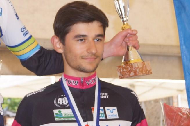 Route – A Vendenheim en 23J Guillaume Stopa termine second du Critérium – Classements